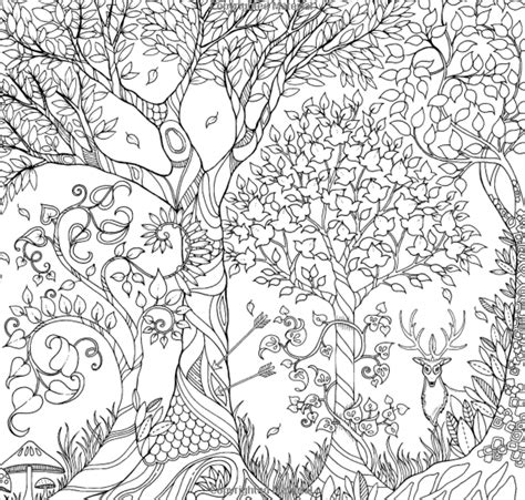 coloring books tree and leaves coloring on coloring pages