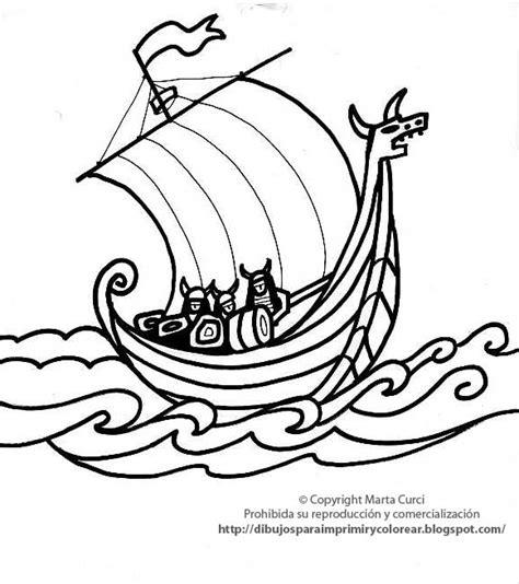 dibujos sobre barcos para colorear dibujo de barco vikingo para colorear el hombre de cuba