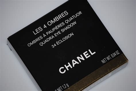 Harga Chanel Les 4 Ombres chanel 2012 34 201 closion les 4 ombres swatches