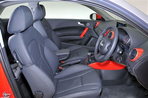 Audi A1 Interior by Audi A1 Ride Handling Autocar
