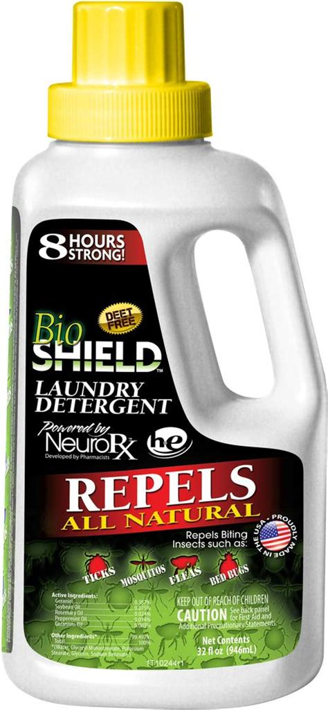 bed bug laundry detergent portland outdoors bio shield insect repelling laundry detergent 32oz