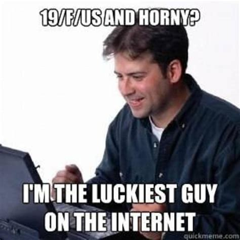 Internet Noob Meme - image 158761 lonely computer guy net noob know
