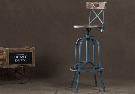 china industrial metal dining steel toledo bar chairs cheap industrial loft style wrought iron bar stools