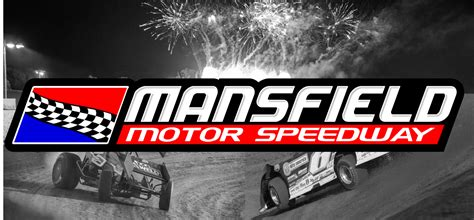 mansfield motor mansfield motor speedway dirt track rising racetrack