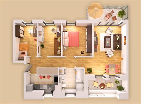 wohnung grundriss 3d modelldigital architekturvisualisierungen l 252 beck 3d