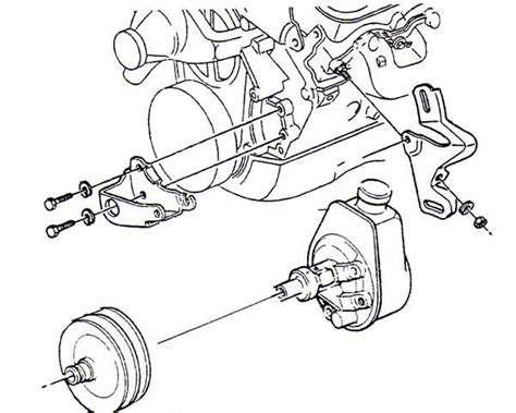 chevy power steering diagram 396 big block chevy engine diagram get free image about