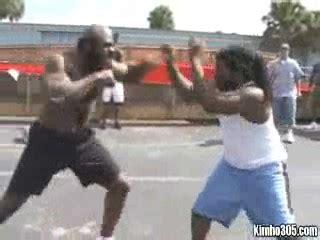 backyard fights kimbo slice уличния бой малко бой повече мръсни трикове самоотбрана