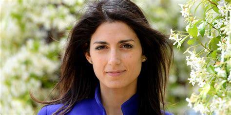 world bigest female virgina virginia raggi la premi 232 re femme maire de rome