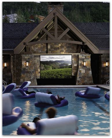 film semi pool dream home essentials