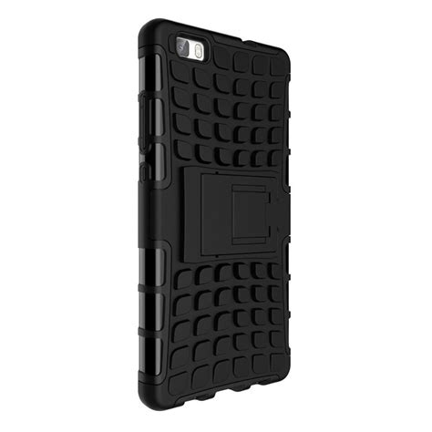 tough and rugged rugged tough shockproof huawei p8 lite black