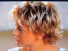 Loved her hair like this, why can't I be Meg :)   Meg Ryan