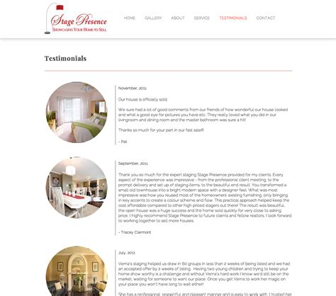 testimonial template image gallery testimonial template
