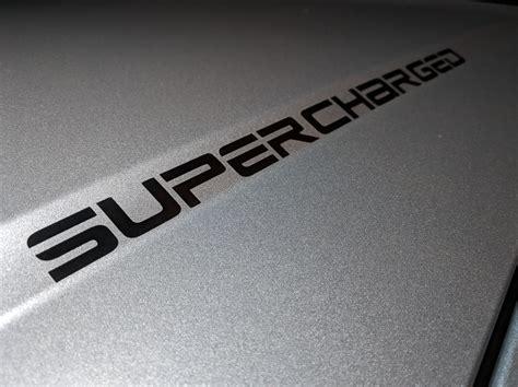 Supercharged Sticker