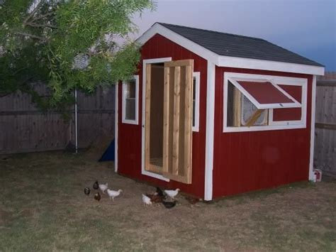 Tuff Shed Chicken Coop by More Amazing Chicken Coops Tbn Ranch