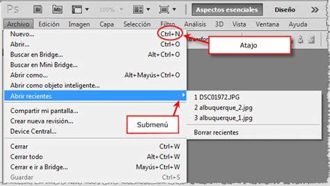 barra de herramientas superior photoshop swotster photoshop cs5 introducci 243 n a photoshop cs5 1