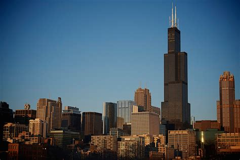 willis tower willis tower knocked out of list of top 10 tallest