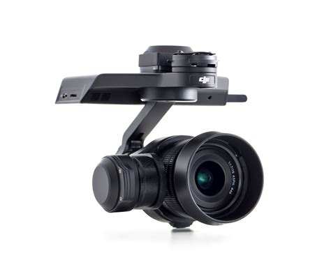 Dji Zenmuse dji zenmuse x5r and gimbal with 15mm f 1 7