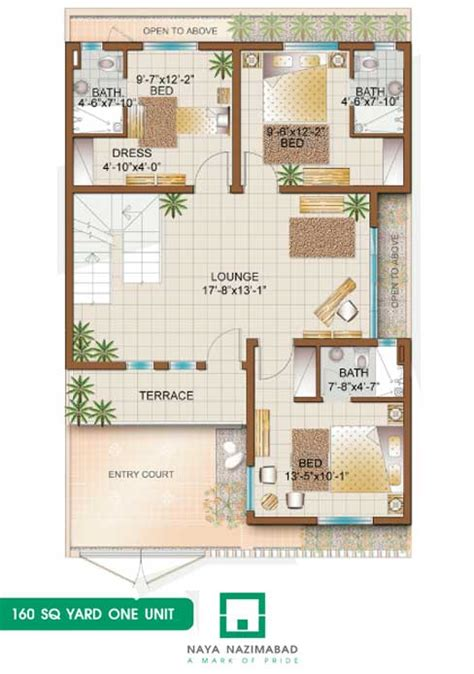 bungalow 120 sq yards one unit first floor real estate bungalow 160 sq yards one unit first floor