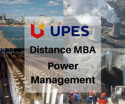 Mba In Power Management Scope distance mba in power management program details