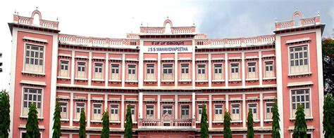 List Of Mba Colleges Mysore by Jss College Of Arts Commerce And Science Mysore