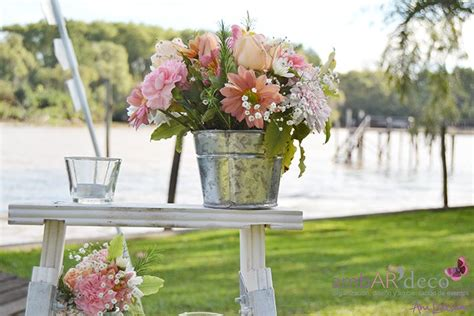 kara s party ideas shabby chic outdoor wedding