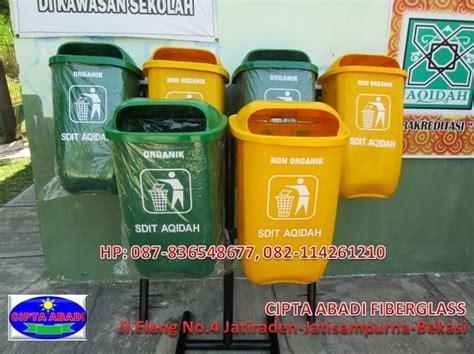Tempat Sah Fiberglass Gandeng Organik Non Organik kursi tunggu dan tempat sah fiberglass tong sah
