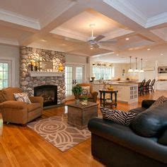 corner fireplace decorating ideas dream house experience corner kitchen behind living room with corner fireplace