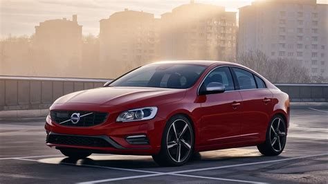 red volvo 2018 volvo s60 red color hd wallpaper upcoming medium