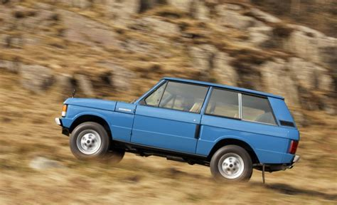older land rover discovery land rover launches heritage division because old land
