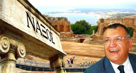 giardini naxos parco archeologico via libera al parco archeologico di naxos