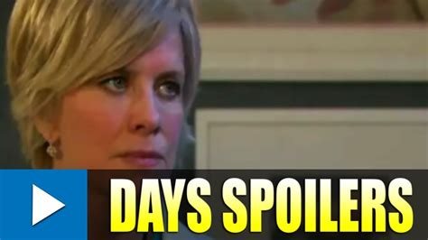 day spoiler days of our lives spoilers week 8 7 17 august 7 august