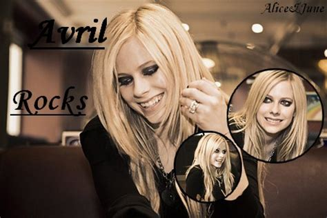 Avril Lavigne In Blender June 07 by Avril Lavigne 2008 By X And June X On Deviantart
