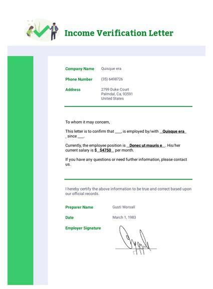 confirmation letter  templates jotform