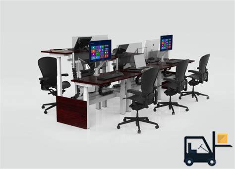 vivo black electric stand up desk frame workstation stand up workstation corner ergonomic stand up desks