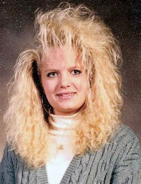 1989 womens hair styles funny hair vol iii 19 bad hairstyles of the worst
