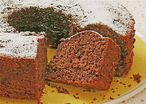 rotwein kuchen 1 rotweinkuchen backen rezepte chefkoch de