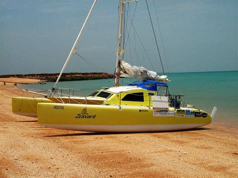 small catamaran hull design 265 best images about multihulls on pinterest america s
