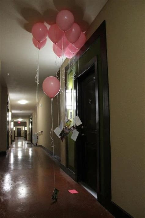 how to surprise your boyfriend in the bedroom anniversary surprise surprise boyfriend with 12 balloons