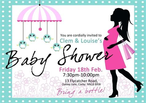baby shower cards templates 1080p baby shower invitations free cardiotraining org