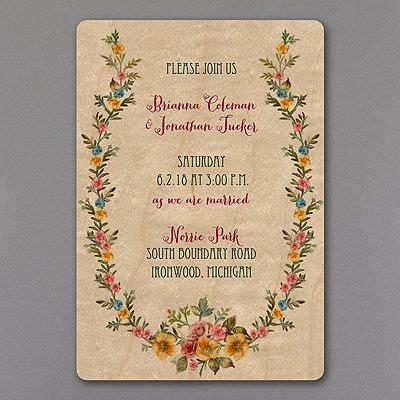 real wood wedding invitations wording 170 best woodsy wedding images on woodland