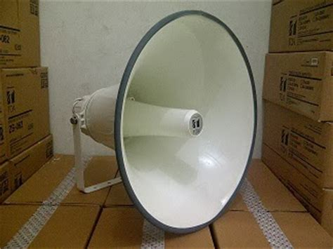 Horn Speaker Toa Zh 5025 toa horn speaker zh 652 md distributor dealer resmi speaker toa jual horn masjid murah