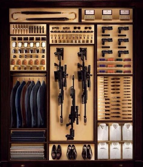 Weapon Closet by Weapon Closet Weapons War Journal