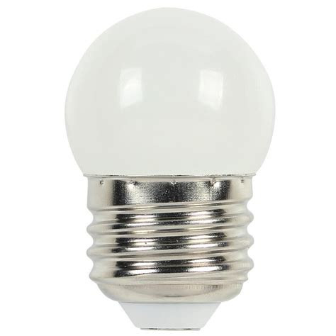 Westinghouse 7 1 2w Equivalent Warm White 2 700k S11 2 Watt Led Light Bulb