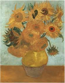Vincent Van Gogh Vase With Twelve Sunflowers Vincent Van Gogh Images Paintings Hd Wallpaper And