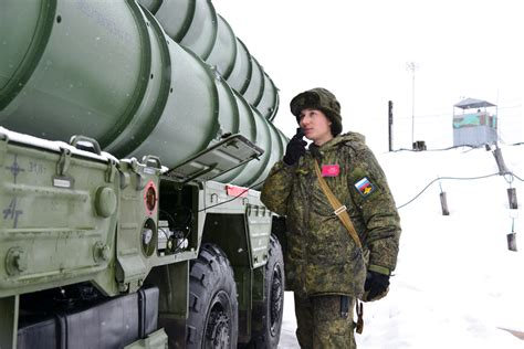 Mainaim Of Russia by Newest S 400 Arrive To Protect Moscow From Sudden Attacks