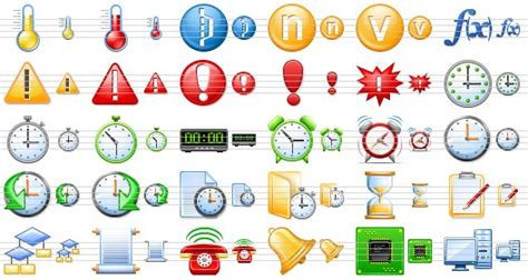 perfect automation icon pack software design  easy  perfect icons