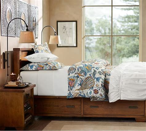 pottery barn storage bed sumatra storage bed pottery barn
