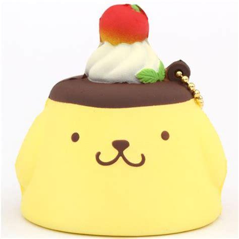 Squishy Boneka Pom Pom Purin pom pom purin pudding squishy cellphone charm food squishies squishies shop modes4u