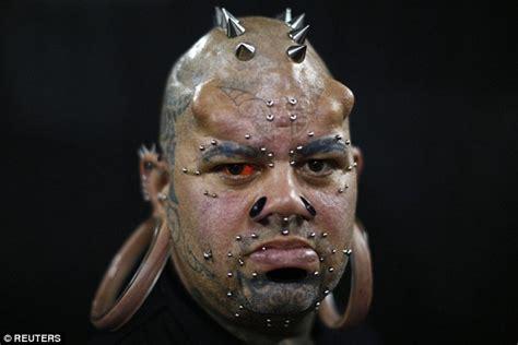 фестиваль тату в венесуэле монстры один круче другого