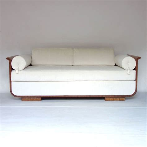 czech couch art deco daybed jindrich halabala for sale colin pender